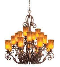 kalco 4274fc 1255 ibiza 20 light 51 inch french cream chandelier ceiling light