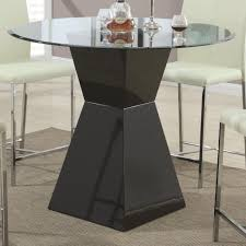 tall glass dining table maggie epage sets seats ikea glivarp vilmar and chairs clear with additional extendable