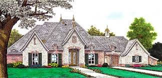 H Frenchcountry Style House Plans 81194