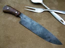 6Carbon Steel Kitchen Knives