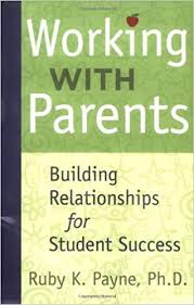 Working With Parents Building Relationships For Student