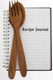 recipe journal ready to cook cooking journal lined and numbered blank cookbook 6 x