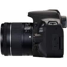 Canon Eos 200D 18-55Mm Is Stm Wi-Fi Dslr Fotoğraf Makinesi ( Fiyatı