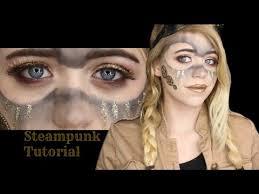 steunk makeup tutorial sfx beauty
