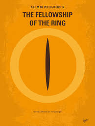 Lord Of The Rings Ring Quote New The Lord Of The Rings And The Hobbit By PopCulArt Metal Posters