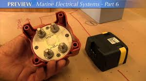 boat wiring part 6 two battery system youtube Battery Wiring For 6 boat wiring part 6 two battery system battery wiring for 6 volt tractor