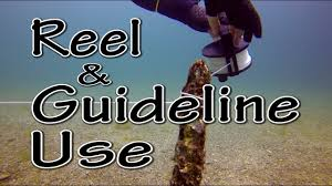 <b>Scuba Diving</b> Skills - Reel and Guideline Use - YouTube