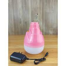 Bóng đèn Led sạc tích điện búp sen, bóng đèn sạc Yến Quân 60w siêu sáng