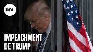 Câmara aprova impeachment de Trump; decisão vai para o Senado - YouTube
