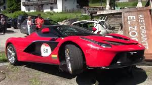This Video of a Crashed Ferrari LaFerrari Will Make You Cringe ...