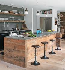 industrial kitchen furniture. You Can Definiltey DIY An Island And Shelves For Industrial Kitchen Furniture G