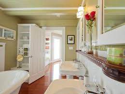 flooring ideas completed cool white round bathtub green lime color glass divider stainless steel wall mount