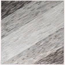 the brick slants rug