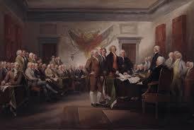 john trumbull the declaration of
