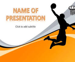 Basketball Powerpoint Template Basketball Powerpoint Template Free Download