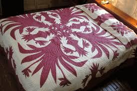 Quilt Comforter & Hawaiian Quilt Bed Spread<br>Y27 Bird of paradise ... Adamdwight.com