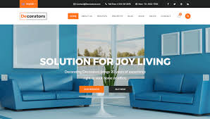 Small Picture 23 Best Interior Design WordPress Themes 2017 Theme Junkie