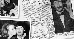 Meet the Beatles for Real: Paul's 22nd birthday party