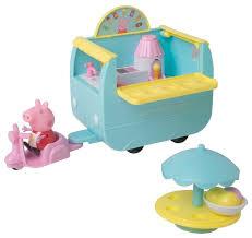 Игровой набор Intertoy <b>Peppa Pig Палатка с</b> мороженым 33849 ...