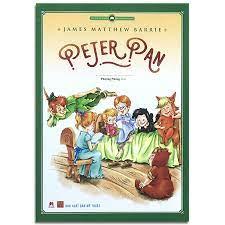 Sách - Tủ sách Văn học kinh điển thế giới - Peter Pan (truyện tranh màu)