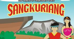 Cerita Rakyat Sangkuriang Bahasa Jawa