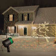 star shower laser light projector outdoor show night holiday decor new starshower