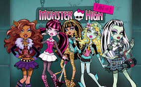 monster high wallpaper 9 1280 x 800