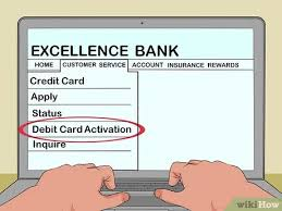 Check spelling or type a new query. 3 Ways To Activate A Visa Debit Card Wikihow