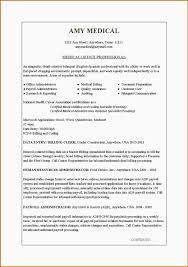9 Resume For Healthcare Job Paradochart
