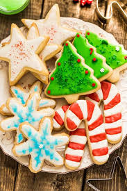 easy christmas sugar cookies.  Easy The BEST Sugar Cookie Recipe For Making Decorated Cut Out Christmas   Holiday Shapes With Perfect Inside Easy Sugar Cookies K