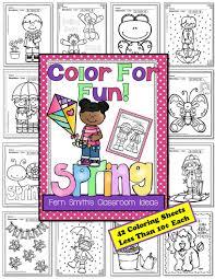Free Printable In Download Spring Fun
