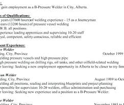 Welding Resume Examples Classy Welder Resume Sample Resume Stunning Welding Resume Sample Resume