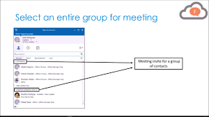 how to send skype invite from microsoft outlook 2016