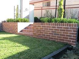 brick retaining wall retaining wall garden ideas brick retaining walls design brick masonry retaining wall design