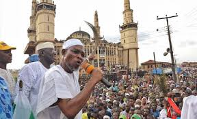 Image result for We are still in control, not scared - Osun APC