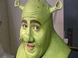 perry sook stars in shrek the al shrek s makeup secrets
