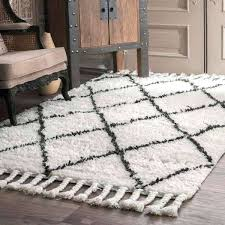 nuloom wool rug luxury plush area rugs for living room of hand knotted trellis natural nuloom wool rug
