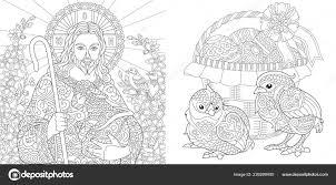 Semana Santa Dibujos Para Colorear Libro Para Colorear Para Adultos