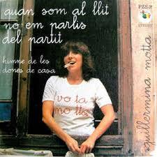 Guillermina Motta - Quan Som Al Llit, No Em Parlis Del Partit (1978, Vinyl)  | Discogs