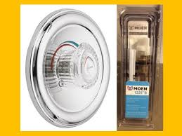 how to repair remove replace a leaking moen shower faucet cartridge valve with a single knob 1225 you