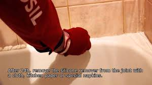 Bathroom Renovation. Renewing Bathroom Joints. - YouTube