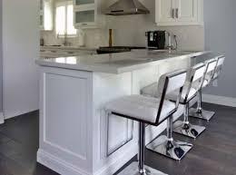 quartz countertop eating area