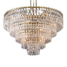 rh marignan linear chandelier an industrial lighting design on dezignlover com