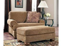 living room chair with ottoman sofa oversized