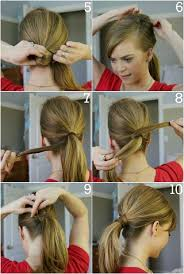 Occasion Hair Style top 10 fashionable ponytail tutorials top inspired 2967 by wearticles.com