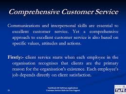 Customer Service Skills For User Support Ppt Video Online Download