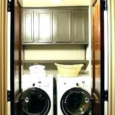 over under washer dryer. Stackable Washer Dryer Cabinet And Cabinets Height Of Over Wall Minimum Closet Size For Under