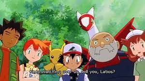 Pokemon Heroes - Latios & Latias - Part 02 - video Dailymotion