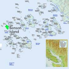 Benson Island British Columbia Wikipedia