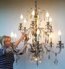 stupendous reviews celeste dark antique bronze glass drop crystal chandelier